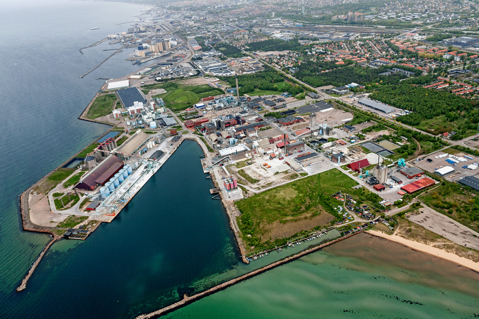 Kemira's industrial symbiosis in Sweden - Circular economy ...